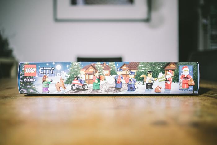 LEGO City Adventkalender - da weiß man, was drinnen ist_c_Marko Zlousic
